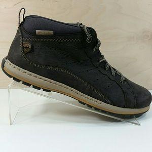 Columbia Three Passes Brown Chukka Boots Leather